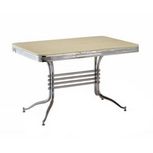 Стол на металлокаркасе MM-410