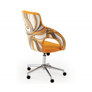 Кресло на металлокаркасе OKB-7011