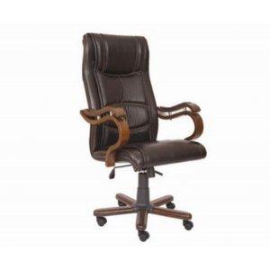 Кресло на деревянном каркасе OKB-7052-g