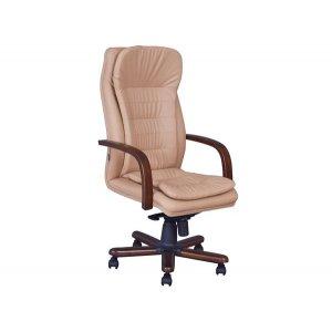 Кресло на деревянном каркасе OKB-8000-a