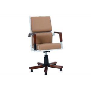 Кресло на деревянном каркасе OKB-8060-а