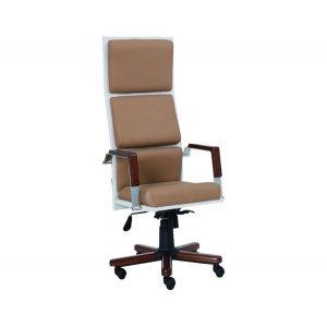Кресло на деревянном каркасе OKB-8060-b