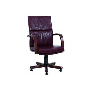 Кресло на деревянном каркасе OKB-8081-a