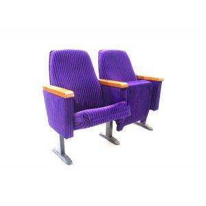 Театральное кресло на металлокаркасе SK-9024