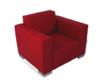 Кресло  на металлокаркасе MK-696